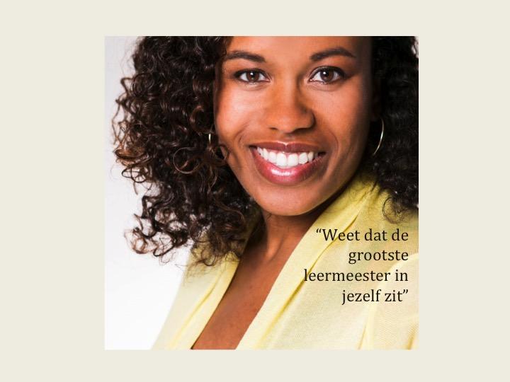 Blogserie 'Kleurrijk talent in beeld' Sharona Lautoe