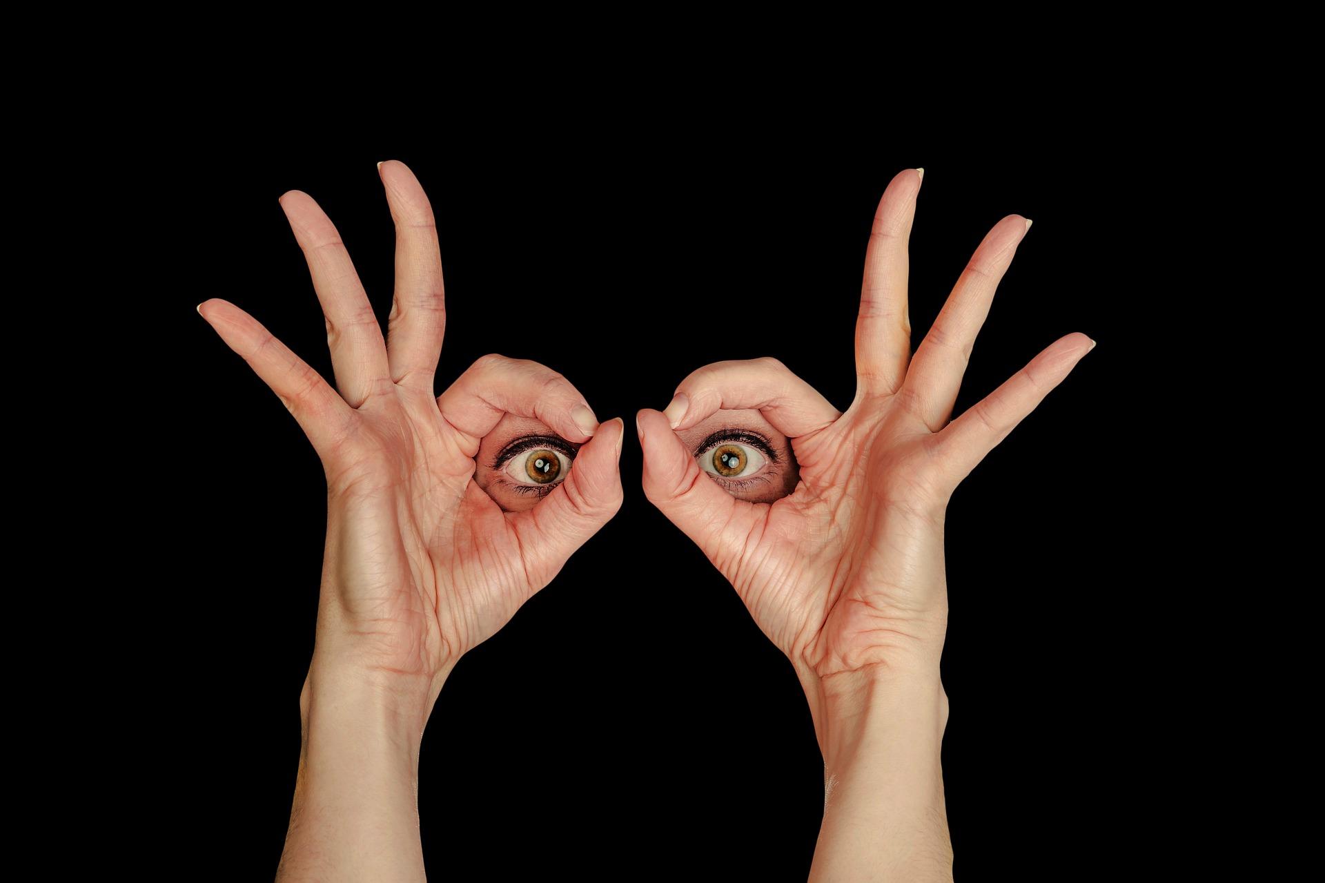 Ik zie ik zie wat jij niet ziet …