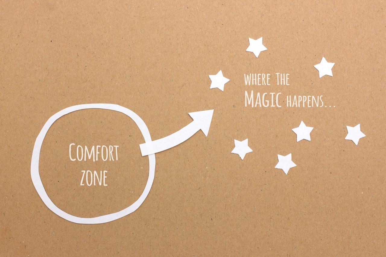 Tips mbt inclusieve W&S –    Uit je comfort zone